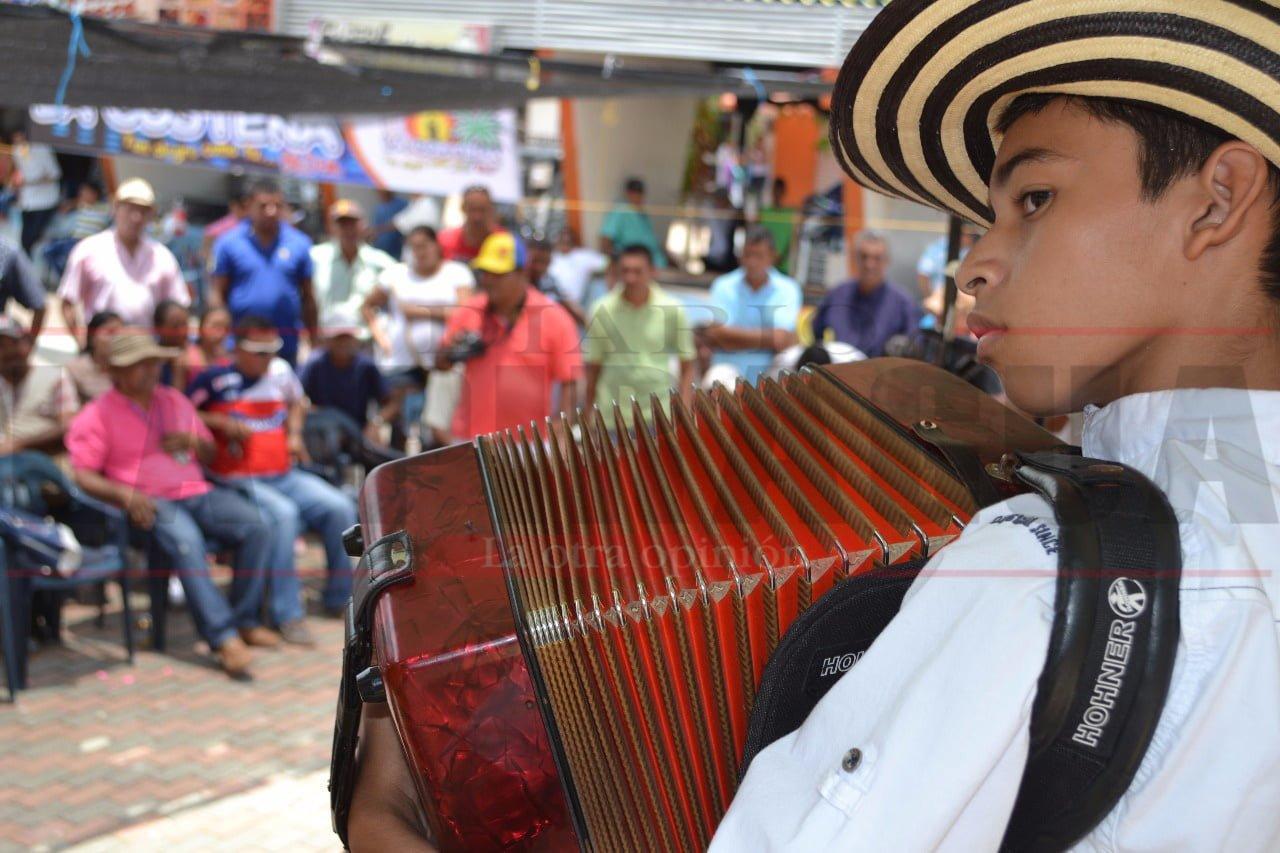 """Avanza organización del segundo festival de acordeoneros infantiles """"semillas del folclor"""""""