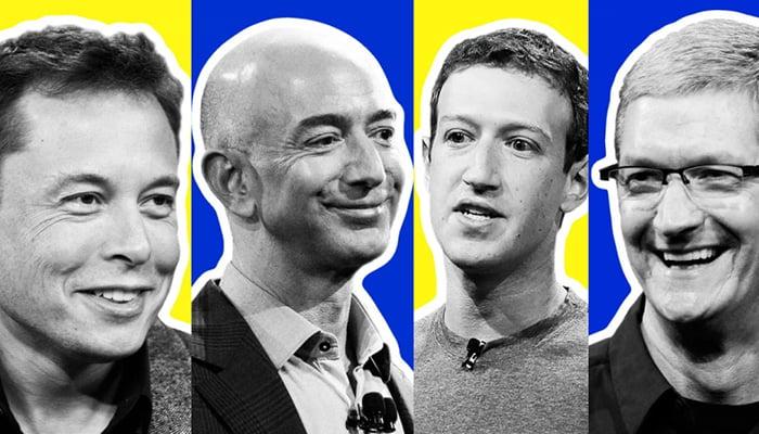 Estas son las 20 personas más influyentes del sector tecnológico