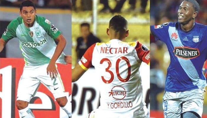 Así van los equipos colombianos en la Libertadores 2017