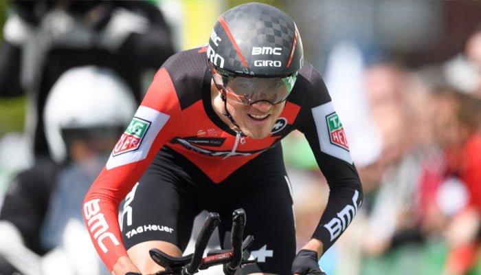 Tejay van Garderen se queda con la etapa 18 del Giro de Italia