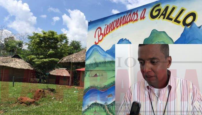Vocero de las Farc habla de la situación en la vereda Gallo