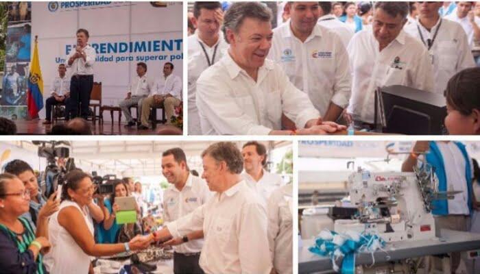 Para la generación de ingresos en Sucre, serán invertidos más de $5.000 millones en Proyectos