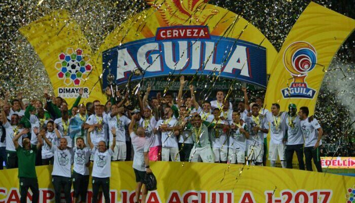 Atlético Nacional llegó a su título 16 de Colombia