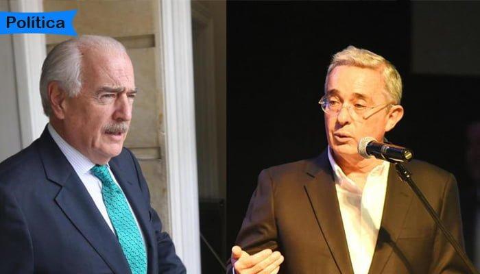 Pastrana y Uribe forman alianza de cara a las presidenciales 2018