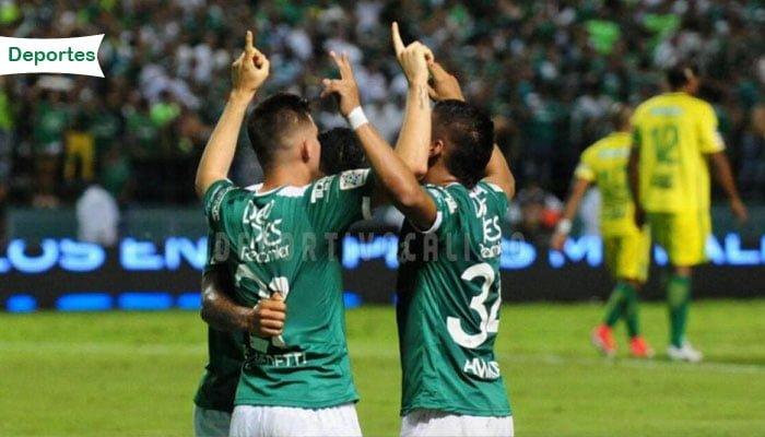 Cali gana el primer partido de la final de fútbol colombiano