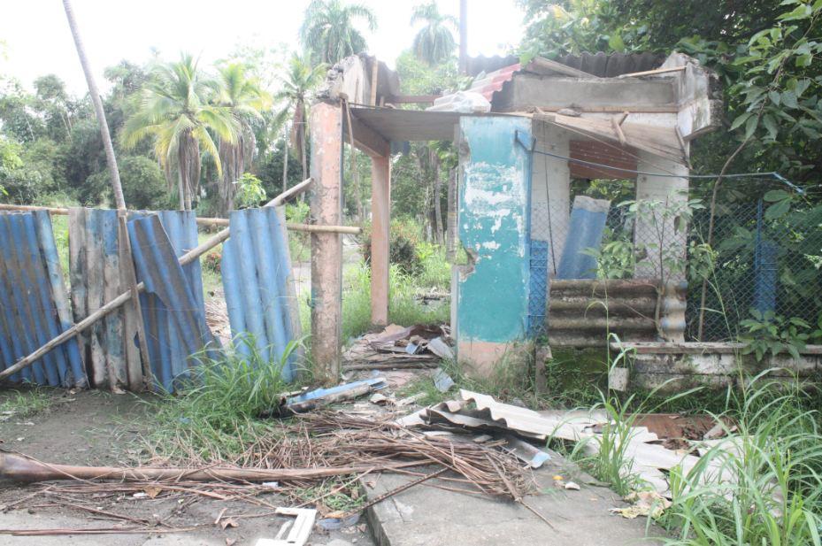 Incoder (q.e.p.d) Soledad y ruinas