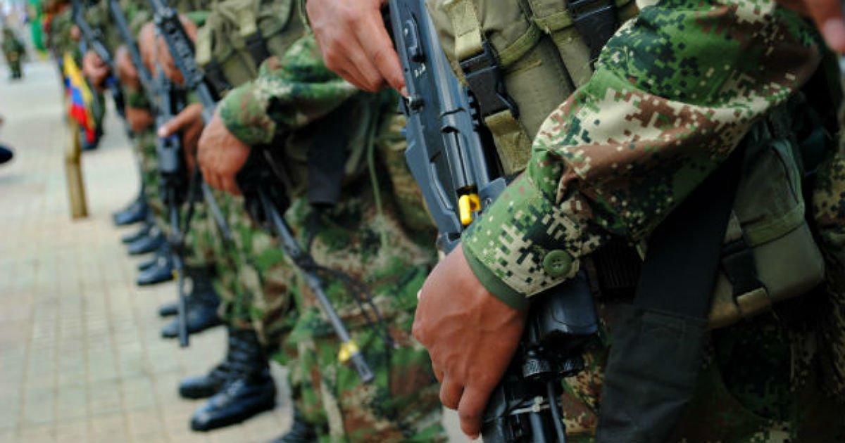 Grave DENUNCIA de la ANUC sobre Militares