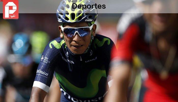 """""""Tengo buenas expectativas para el Tour de Francia"""": Nairo Quintana"""