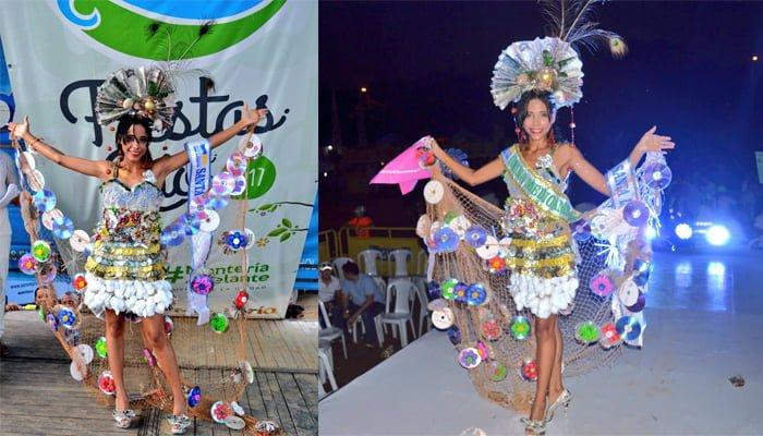 Santa Lucia reina del Medio Ambiente