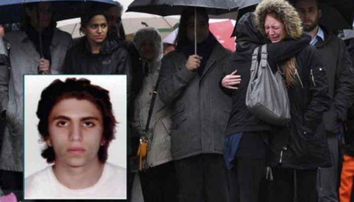 Yusef Zaghba , el tercer terrorista del atentado del Puente de Londres