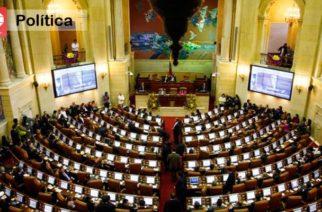Fue instalado el nuevo periodo legislativo en el Congreso de la República