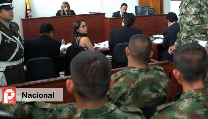Militares vinculados con falsos positivos comparecerán hoy ante la JEP