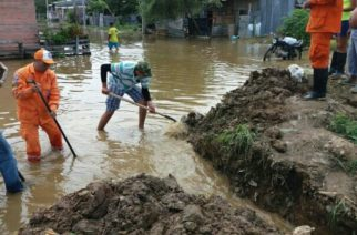 Alcaldía atiende emergencia en Villa Jiménez