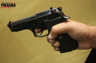 Atentado a bala en el barrio Botaven de Cereté