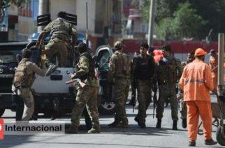 Carro bomba en Kabul deja al menos 35 muertos y 40 heridos