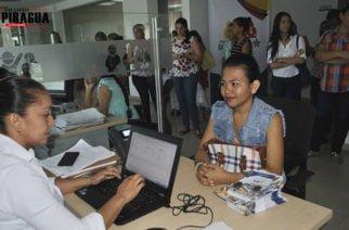 Cordobeses participaron en Microrrueda de empleo