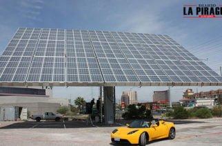 Tesla le apuesta a las energías renovables