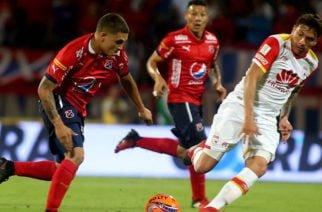 Santa Fe y Medellín, partido de lujo por la Copa Águila