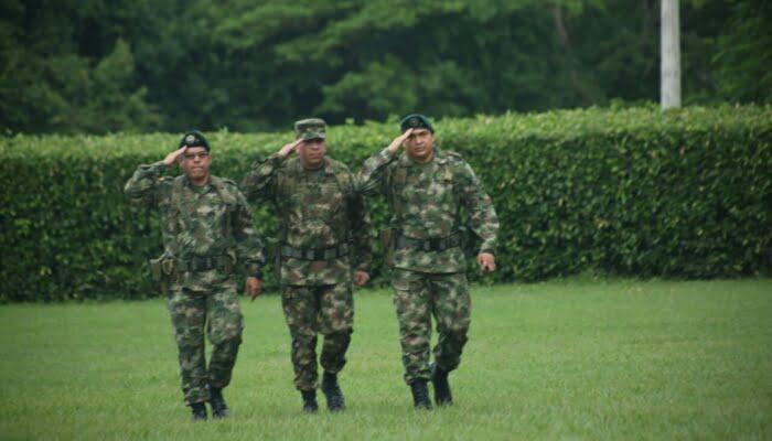 Alerta por reducción de personal en las Fuerzas Militares