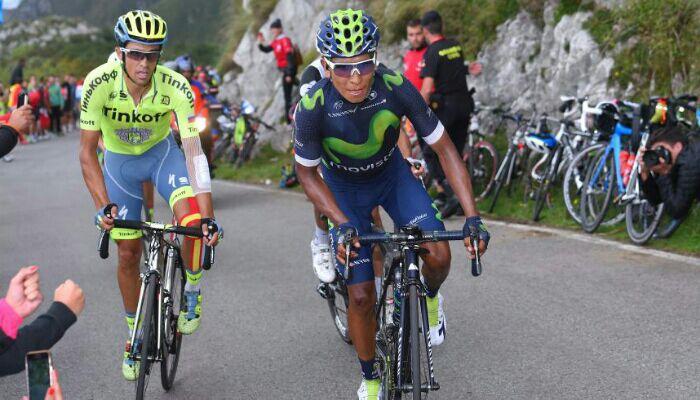 Nairo Quintana en la mira del Astana Pro Team
