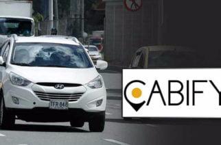 """Llegó Cabify la competencia de """"Uber"""" a Colombia"""