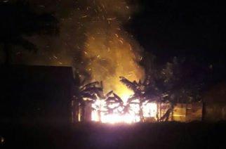 Vivienda en el barrio Los Canales, de Tierralta se incendió