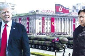Corea del Norte amenaza a EE.UU con atacar la isla de Guam. internacional