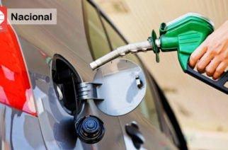 Gasolina sube 99 pesos en el mes de agosto