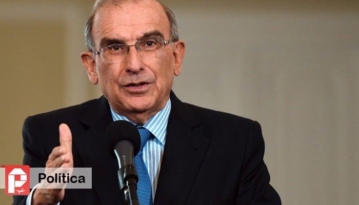 Humberto de la Calle confirmó su candidatura en las presidenciales de 2018
