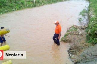 Lluvias siguen afectando barrios de Montería