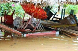 En Sahagún, se declara alerta naranja ante inundaciones en zona rural del municipio