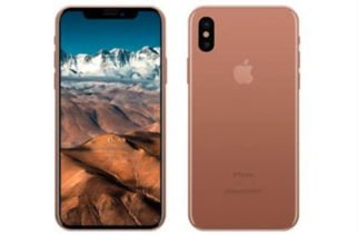 ⁠⁠⁠Así es Blush Gold, el color del iPhone 8 que surtirá al oro rosa