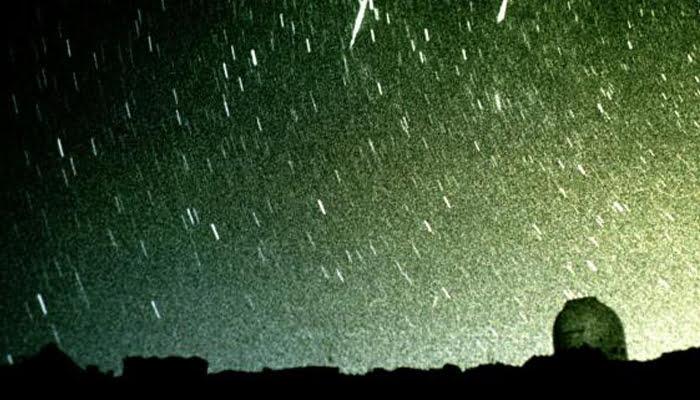 Lluvia de meteoros de las Perseidas este fin de semana