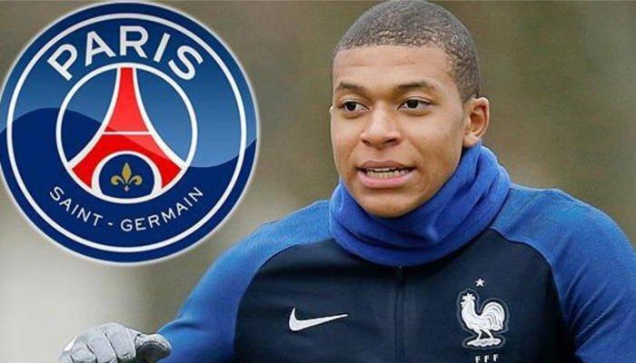 Mbappé, nuevo jugador del PSG