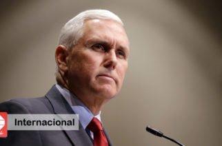 """Mike Pence, Vicepresidente de EE.UU habla de la posible creación de alianza latinoamericana en contra del """"régimen de Nicolás Maduro"""""""