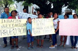 Familias asentadas en Nuevo Milenio, reclaman vivienda