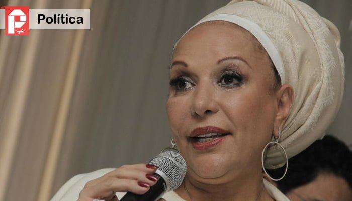 """""""Anuncio al país que voy a ser candidata y seré presidenta de Colombia"""": Piedad Córdoba"""