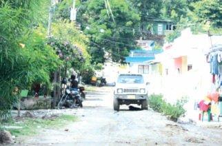 La inversión en el barrio Policarpa es mínima