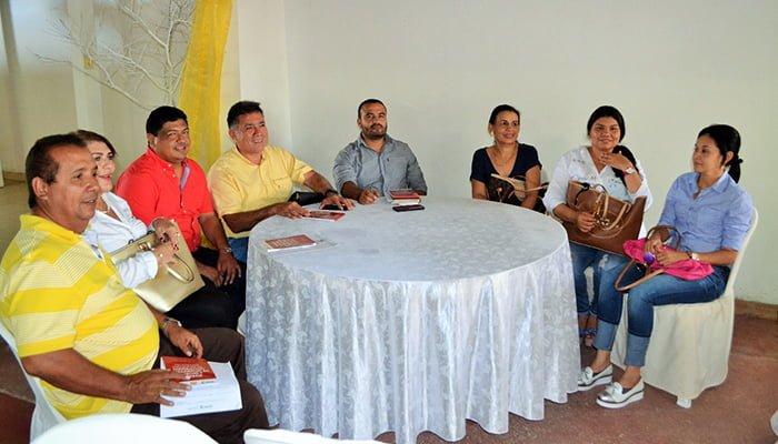 """Se cumplió reunión preparatoria de segunda Jornada Nacional de Conciliación """"Conciliatón"""""""