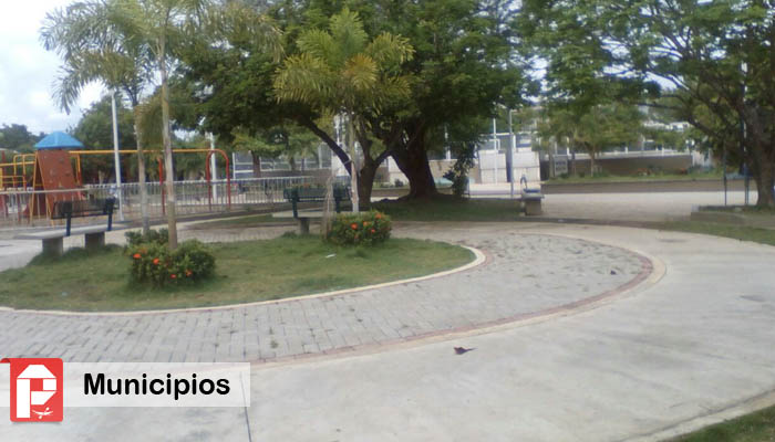 Vecinos intranquilos por la inseguridad que hay en el polideportivo Santa Clara, de Cereté