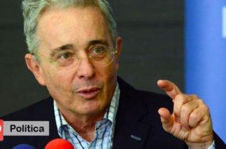 Uribe descarta la posibilidad de ser fórmula vicepresidencial para el 2018