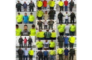 Catorce personas capturadas y dos adolescentes aprehendidos por delitos Sexuales en Córdoba