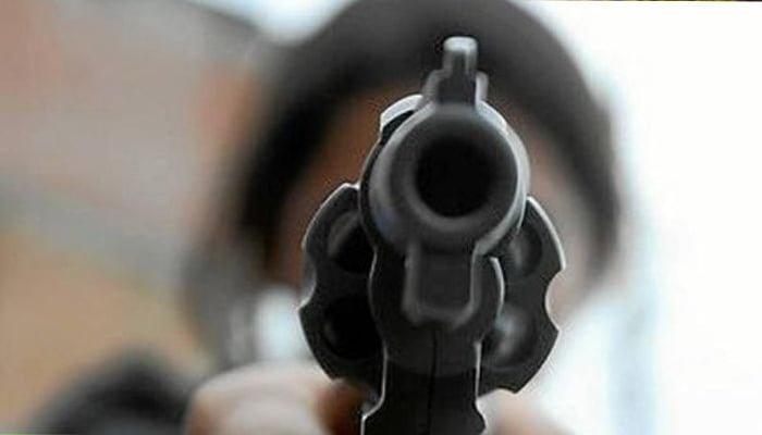 En barrio de Montería sujeto intimida a un hombre con revólver para robarle la moto