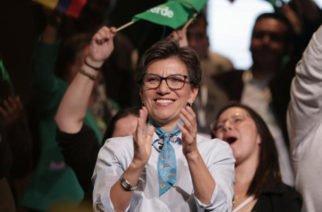 Claudia López será la candidata presidencial del partido verde