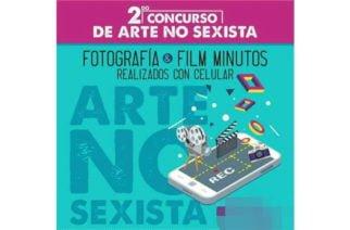 Segundo concurso de Arte No Sexista en Montería