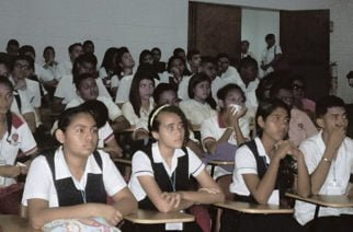 El Liceo León de Greiff, dio el primer paso
