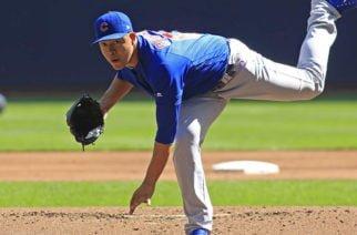 Lanzando todo un juego José Quintana llegó a once victorias con los Cubs