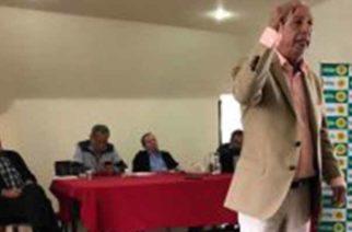 Un docente de Córdoba será candidato al Senado por el partido Alianza Verde