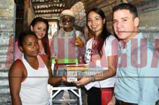 En Montería fueron repartidas 5000 bombillas ahorradoras en barrios subnormales