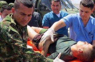 Dos militares heridos y varias bajas del Clan del Golfo, en combate con el Ejército Nacional